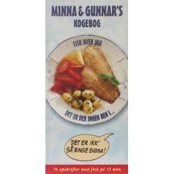 Minna & Gunnar's kogebog – Fisk hver uge, det er der ingen ben i…