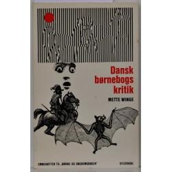 Dansk børnebogskritik