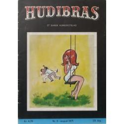 Hudibras 5 – Et dansk humoristblad. Tegninger af bl.a. Lippert, Iber og Petit.