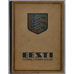 Eesti Estonie Esthonia Estland