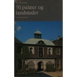 50 palæer og landsteder