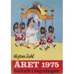 Året fortalt i tegninger 1975