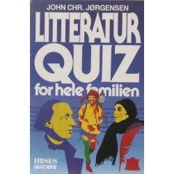 Litteratur-quiz for hele familien