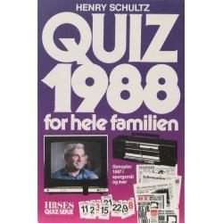 Quiz 1988 for hele familien