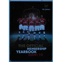 Arsenal The Official Membership Yearbook 2009/10