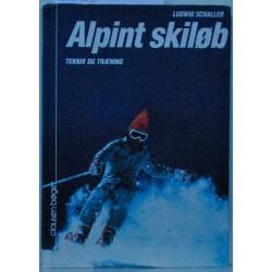 Alpint skiløb. Teknik og træning