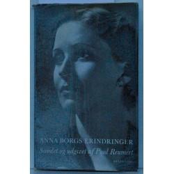 Anna Borgs erindringer
