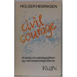 Civil Courage