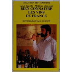Bien connaitre les vins de France