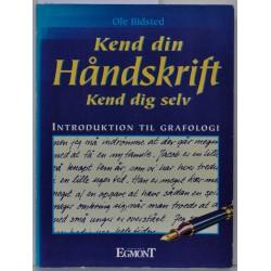 Kend din håndskrift