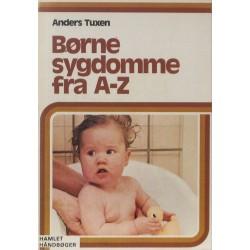 Børnesygdomme fra A-Z