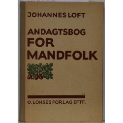 Andagtsbog for mandfolk
