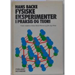 Fysiske eksperimenter i praksis og teori