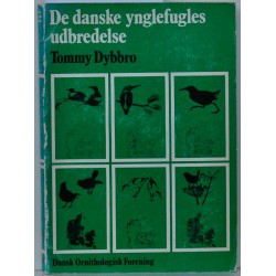 De danske ynglefugles udbredelse