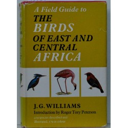 The birds of  East and Central Africa