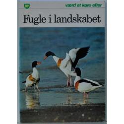 Fugle i landskabet