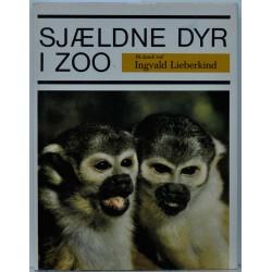 Sjældne dyr i Zoo