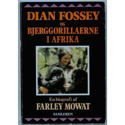 Dian Fossey og bjerggorillaerne i Afrika