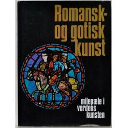 Romansk og gotisk kunst