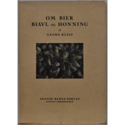 Om bier, biavl og honning