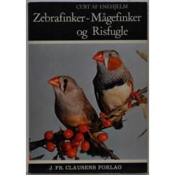 Zebrafinker – Mågefinker og Risfugle