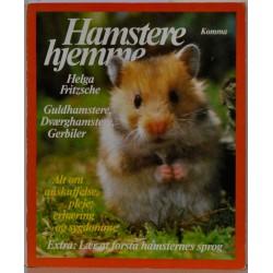 Hamstere hjemme