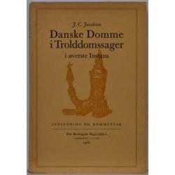 Danske Domme i Trolddomssager