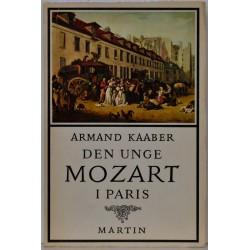 Den unge Mozart i Paris