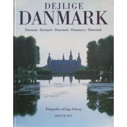 Dejlige Danmark. Danmark – Denmark – Danemark – Dinamarca – Dänemark.