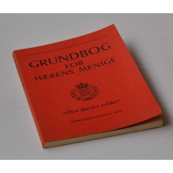 Grundbog for hærens menige