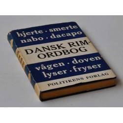 Dansk rimordbog