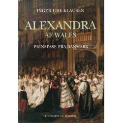 Alexandra af Wales. Prinsesse fra Danmark