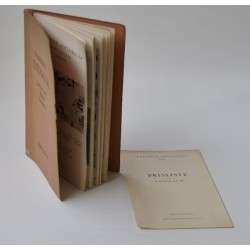 Fabrikken Intarsia Katalog Nr. 11