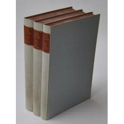 Dansk pengehistorie 1700-1960 I-III