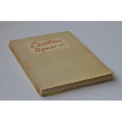Saadan tegner Vi. Tekst og tegninger af 55 kendte kunstnere