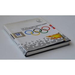 The Official Book of The XVII Olympic Winter Games Lillehammer 1994
