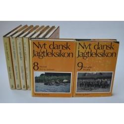 Nyt dansk jagtleksikon 1-9