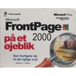 Microsoft FrontPage 2000 på et øjeblik