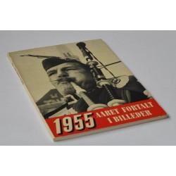 Aaret fortalt i billeder 1955. 14. aargang