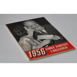 Aaret fortalt i billeder 1956. Aargang 15