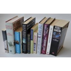 English books – Fiction