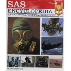 SAS Encyclopedia – History, tactics, weapons and equipment