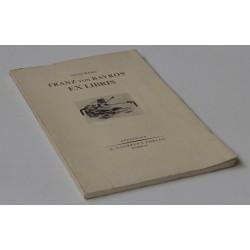 Franz von Bayros' Exlibris