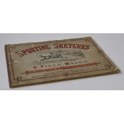 Sporting Sketches. Price half a Guinea