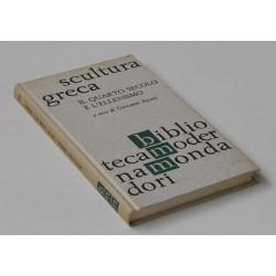 Scultura greca. Il Quarto Secolo E L'ellenismo. Bibliotecamoder namonda dori