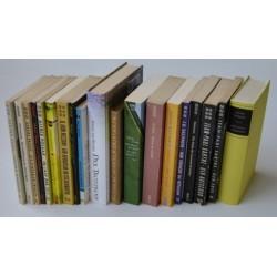 Tysk sproget fiktion - Deutsche Bücher
