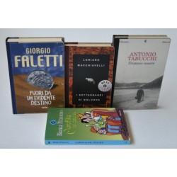Italiensk sproget litteratur