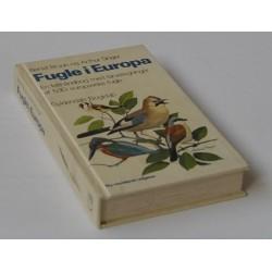 Fugle i Europa. En felthåndbog med farvetegninger af 530 europæiske fugle.