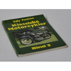 Klassiske Motorcykler. Bind 3