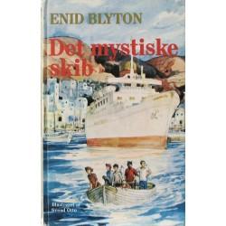 Det mystiske skib. Illustreret af Svend Otto S.